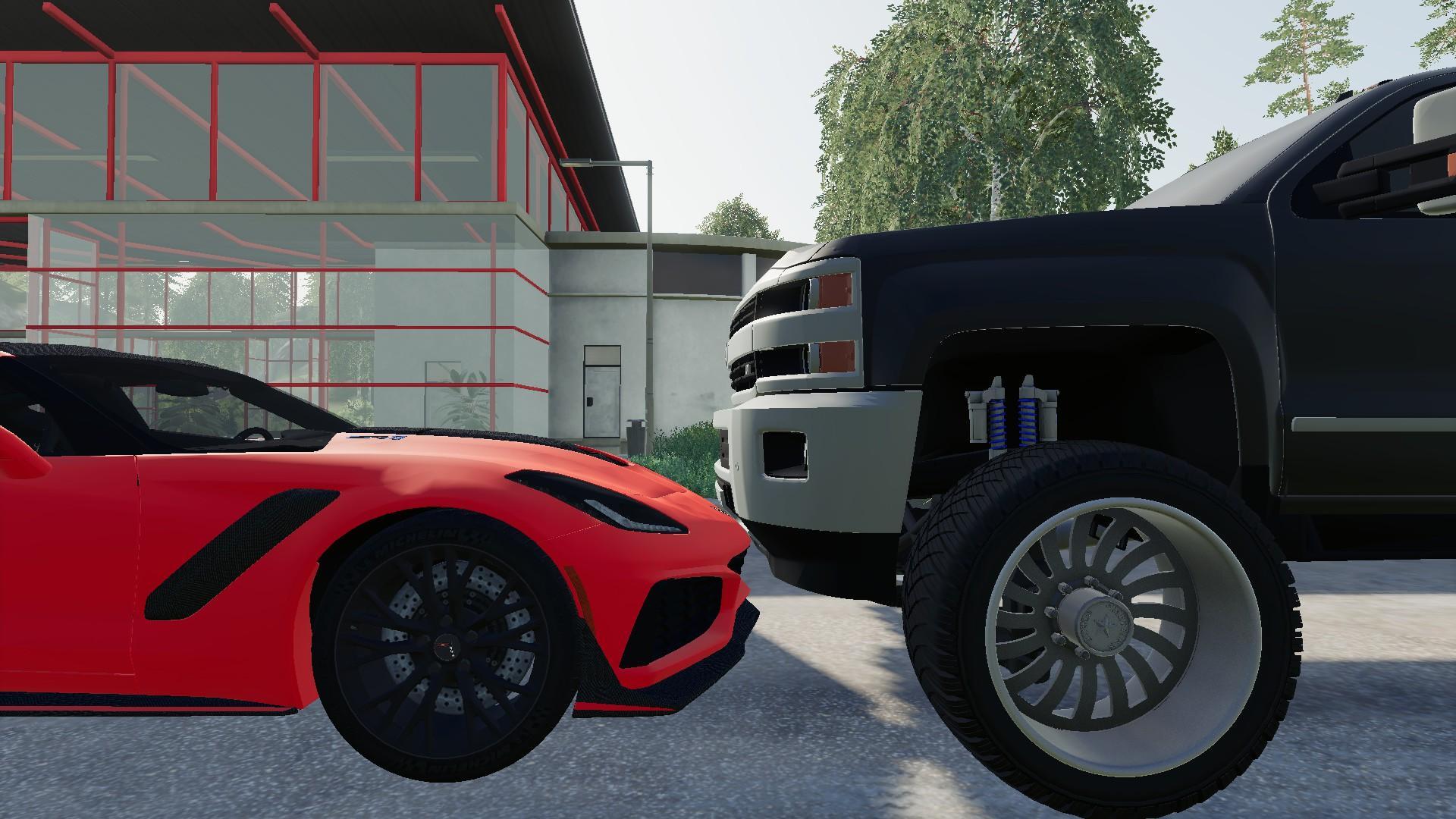 FS19 2016 Chevy 2500hd Duramax v1.2 - Farming Simulator 17 ...