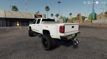 FS19 Chevy 3500 Duramax - Farming Simulator 17 mod / FS ...