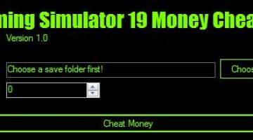 Fs19 Farm Simulator 19 Money Cheat By 5xvd Farming Simulator 17
