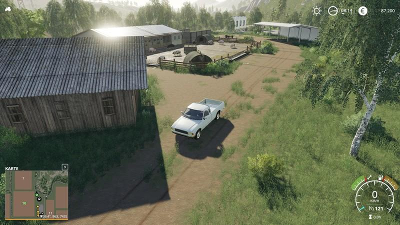 FS19 Felsbrunn Conversion Map - Multiplayer capable v2 0
