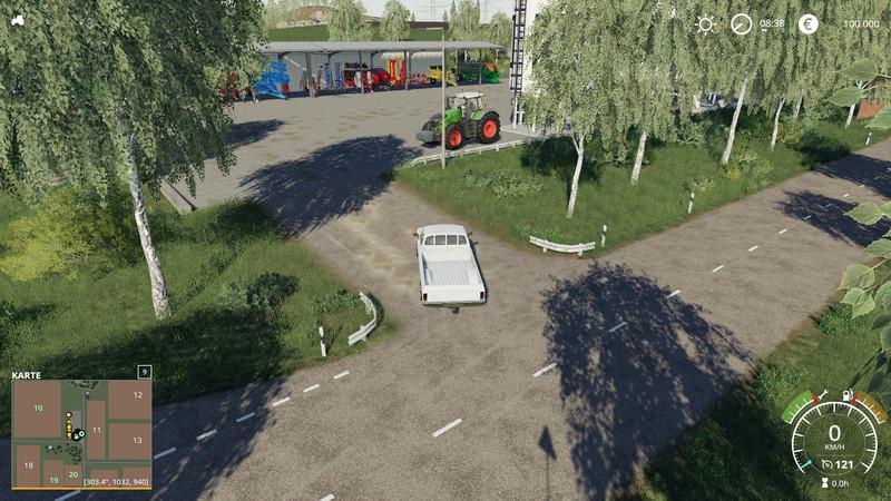 FS19 Felsbrunn Conversion Map - Multiplayer capable v2 0 - Farming