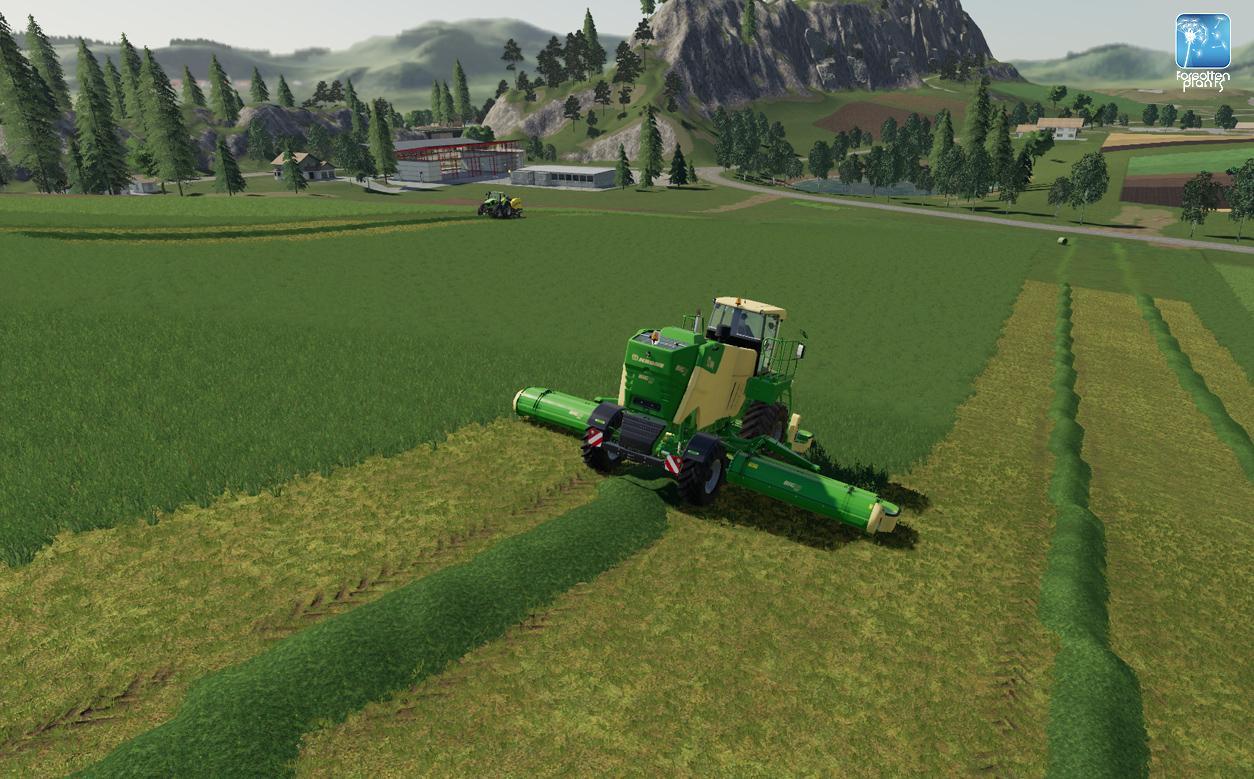 FS19 Forgotten Plants - Grass / Acre v2 2 0 - Farming
