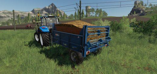 FS19 Trailer Digestate fertilizer By BOB51160 v1 0 0 4