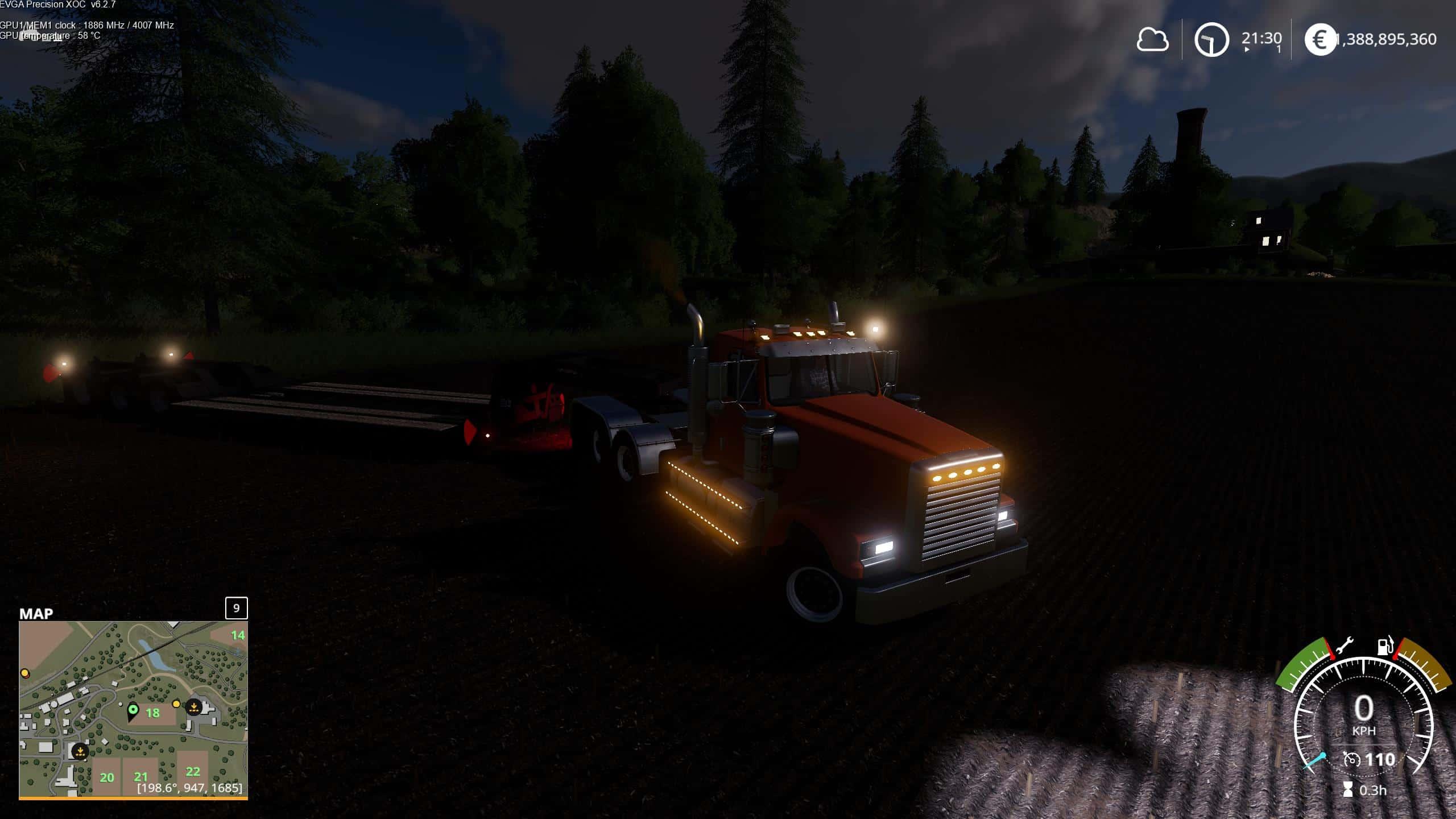 FS19 Hulk Semi By Nasir v1 0 - Farming Simulator 17 mod / FS