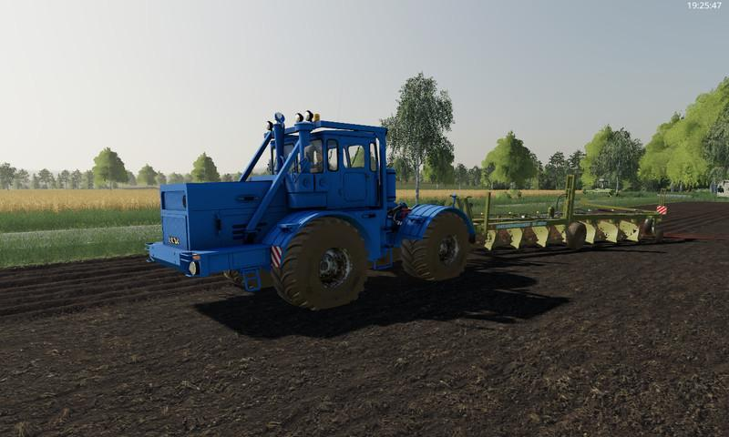 FS19 KIROVETS K-700A EDIT v1 0 - Farming Simulator 17 mod / FS 2017 mod