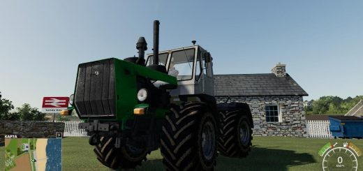 FS19 Claas Axion (800, 810, 830, 850) Tractor ModPack v1 0 0