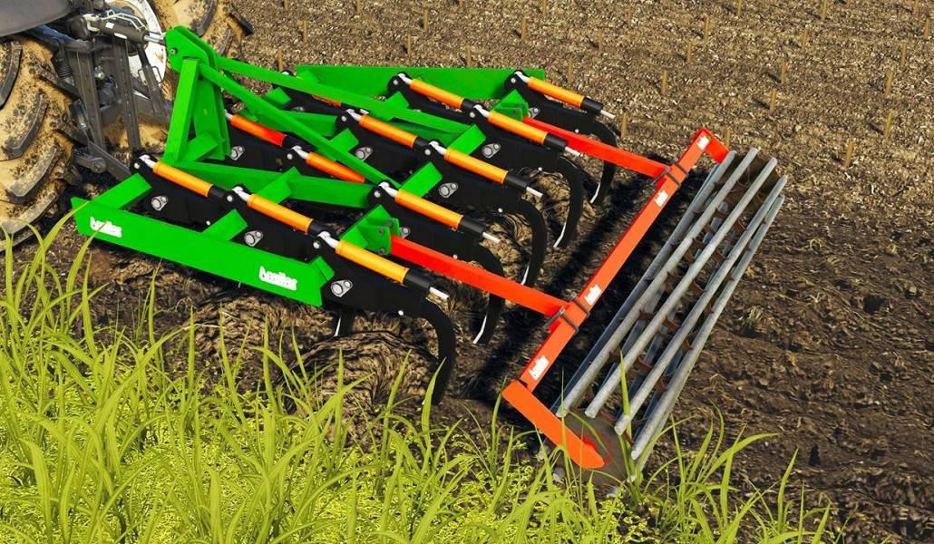 Aguilar Chisel 16 FS19 - Farming Simulator 2019 mod / FS, LS