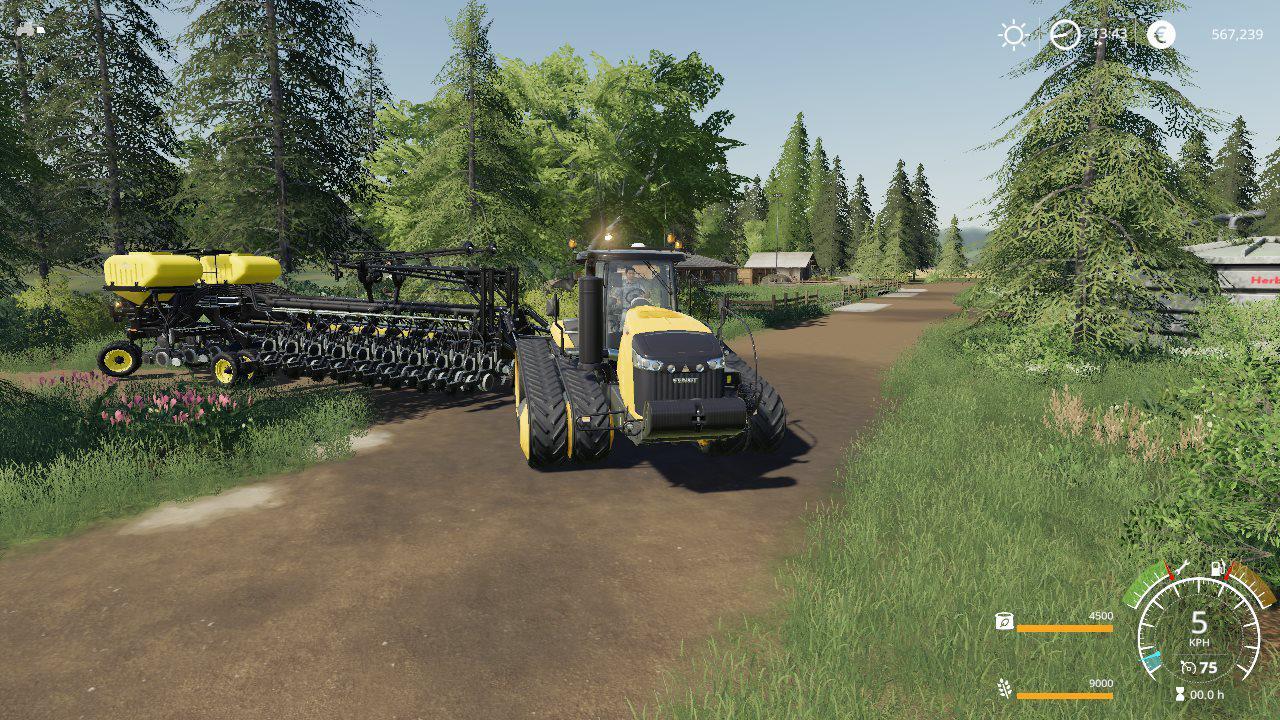 FS19 Fenton Forest Map by Stevie - Farming Simulator 17 mod