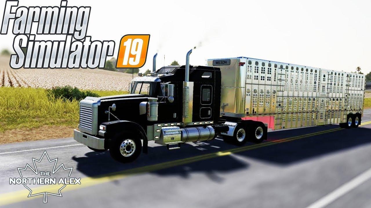 FS19 Lizard Truck Sound Pack v1 0 - Farming Simulator 17 mod / FS