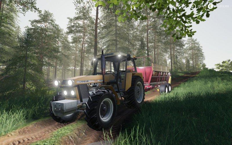 FS19 URSUS 1224 TURBO v0 1 - Farming Simulator 17 mod / FS
