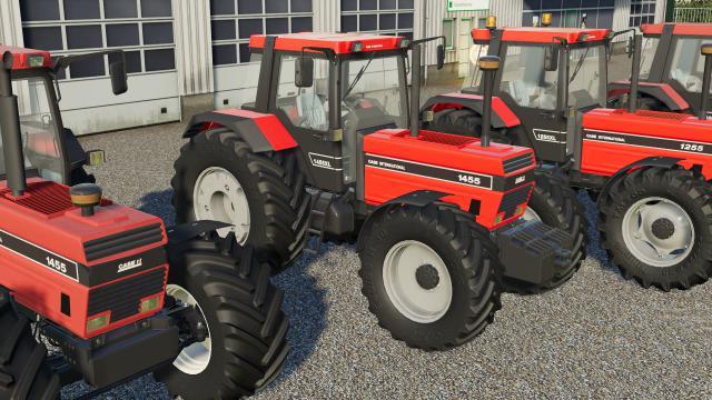 Fs19 Case International 1255 1455 V1 0 0 0 Farming