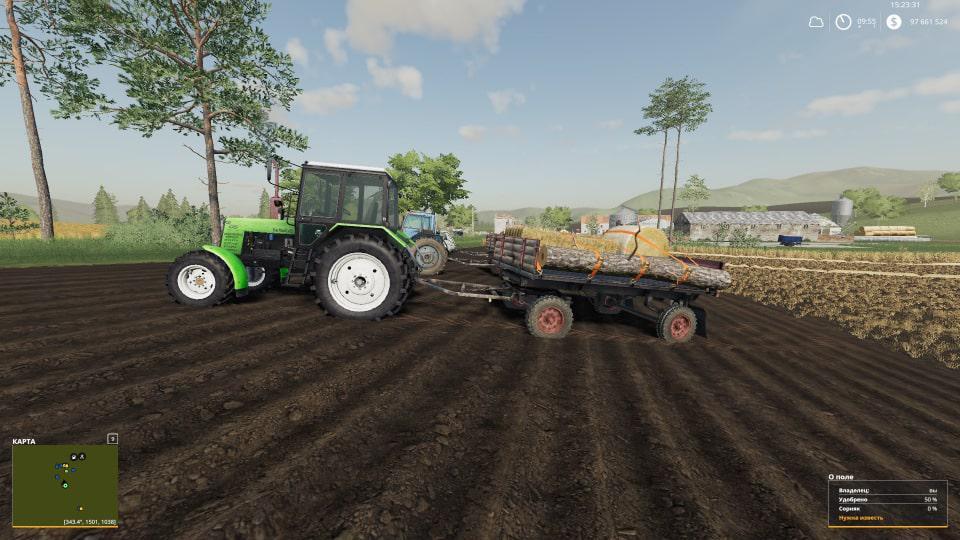 FS19 PTS4 OLD converted v1 0 - Farming Simulator 17 mod / FS 2017 mod