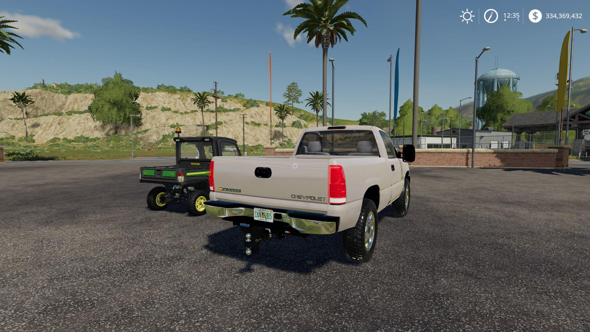 FS19 1999 Silverado 1500 Regular Cab v1.0 - Farming ...