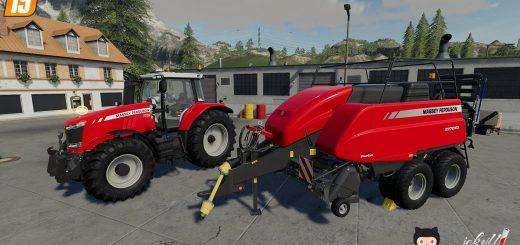 Massey Ferguson Farming Simulator 2017 mods, LS 2017 mods