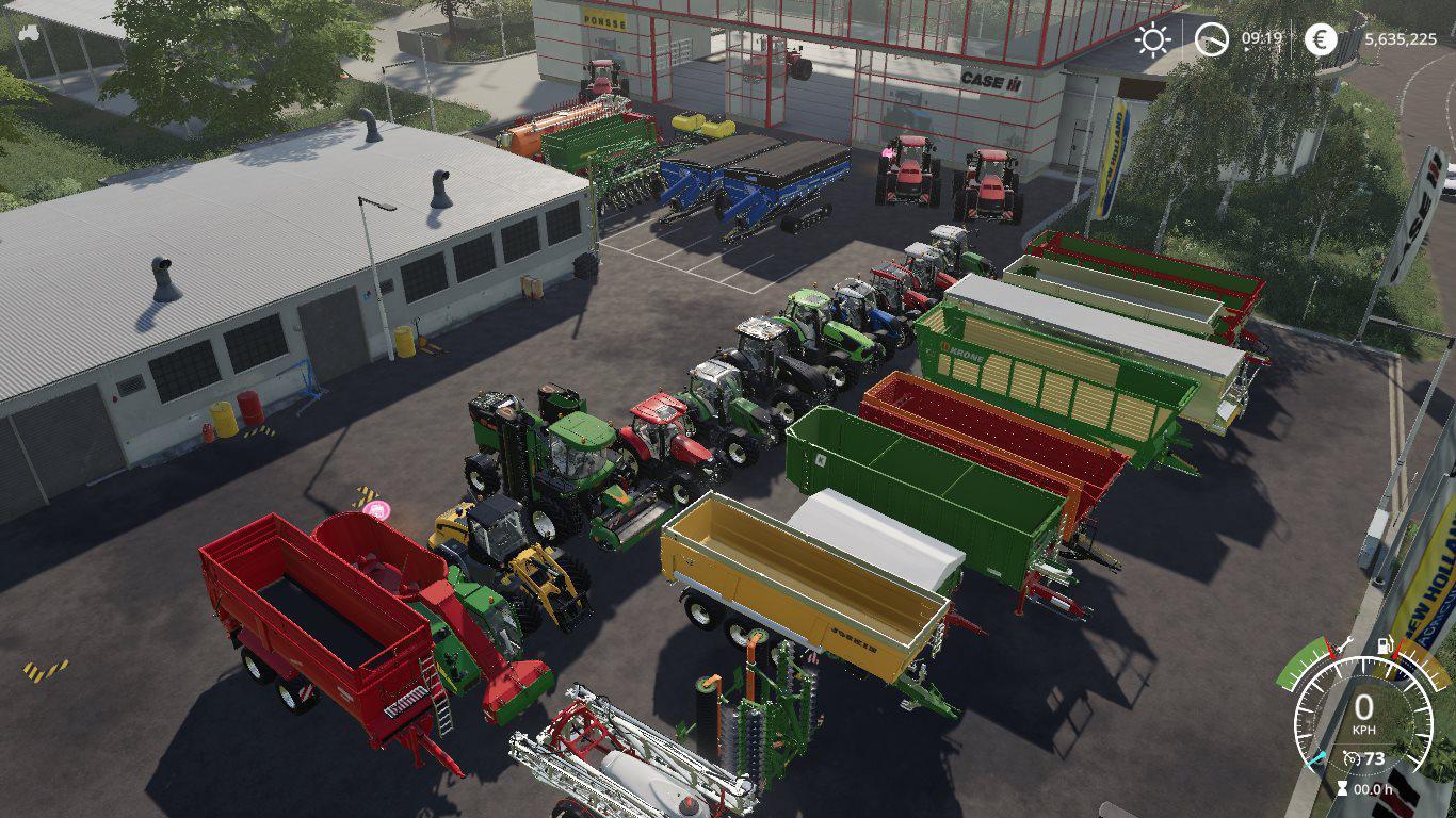 FS19 Mod Update Pack 4 by Stevie - Farming Simulator 17 mod / FS