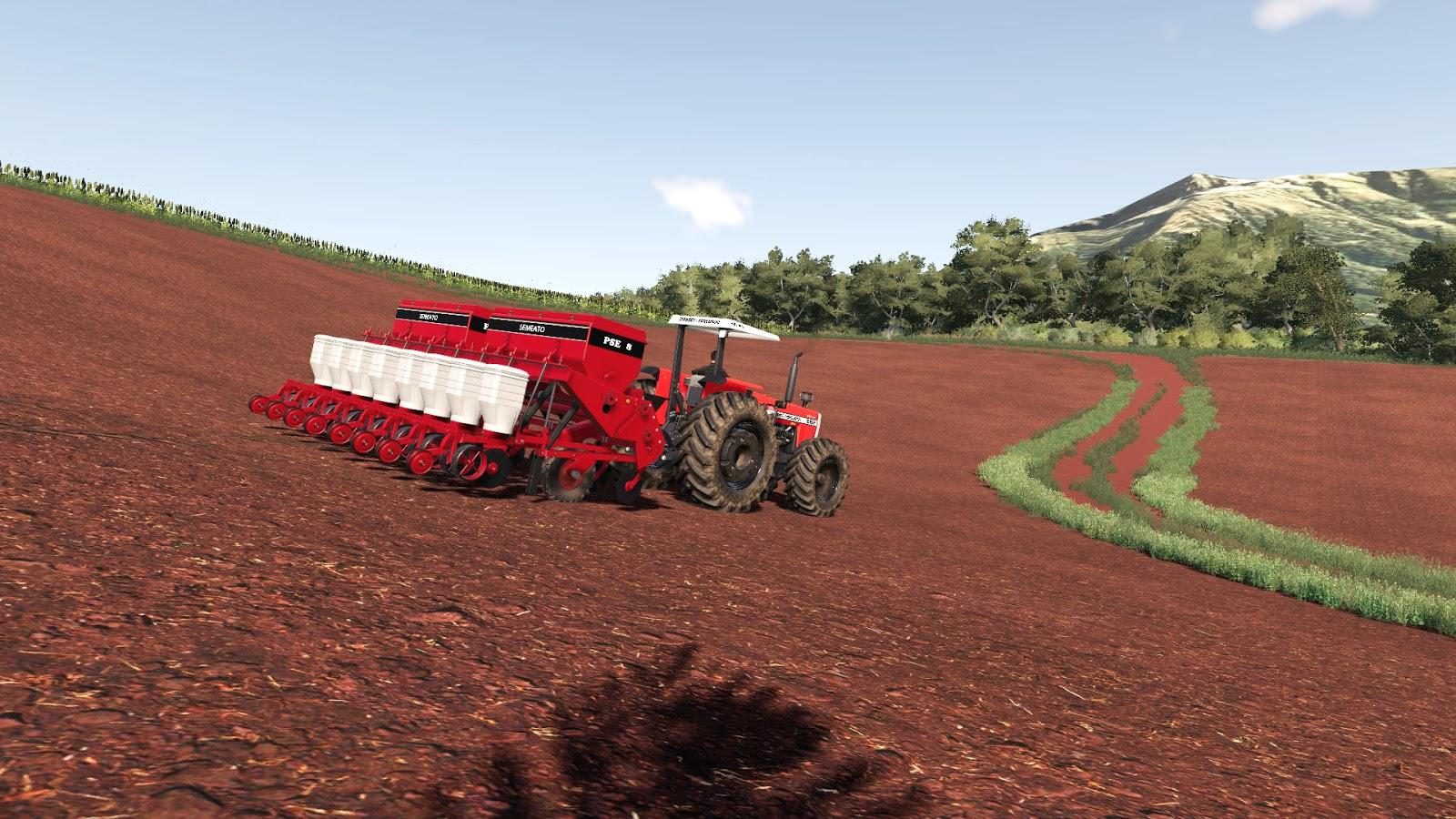 FS19 Semeato PSE8 v1 0 - Farming Simulator 17 mod / FS 2017 mod
