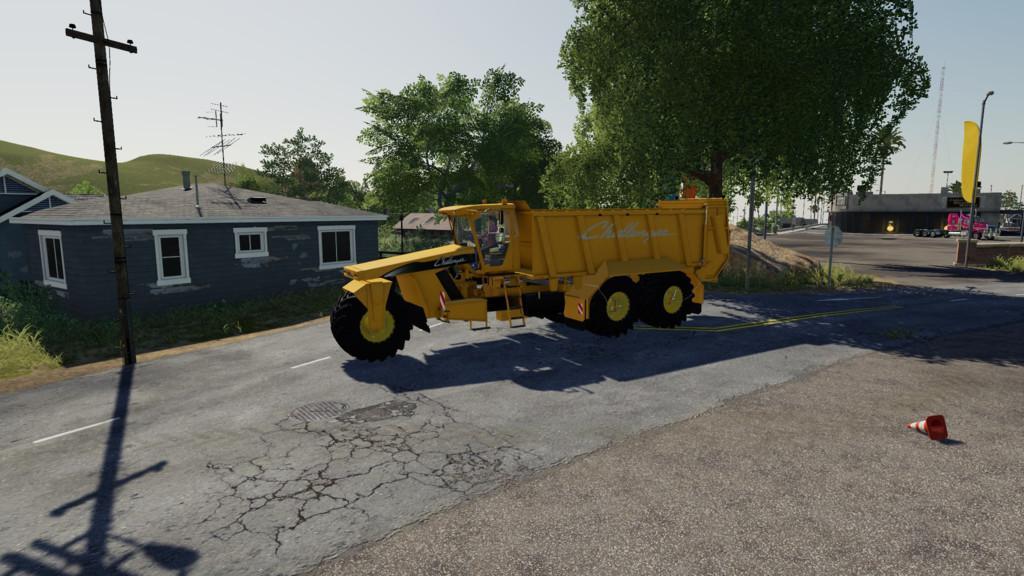 FS19 TerraGator 9205 v1 0 0 0 - Farming Simulator 17 mod / FS 2017 mod