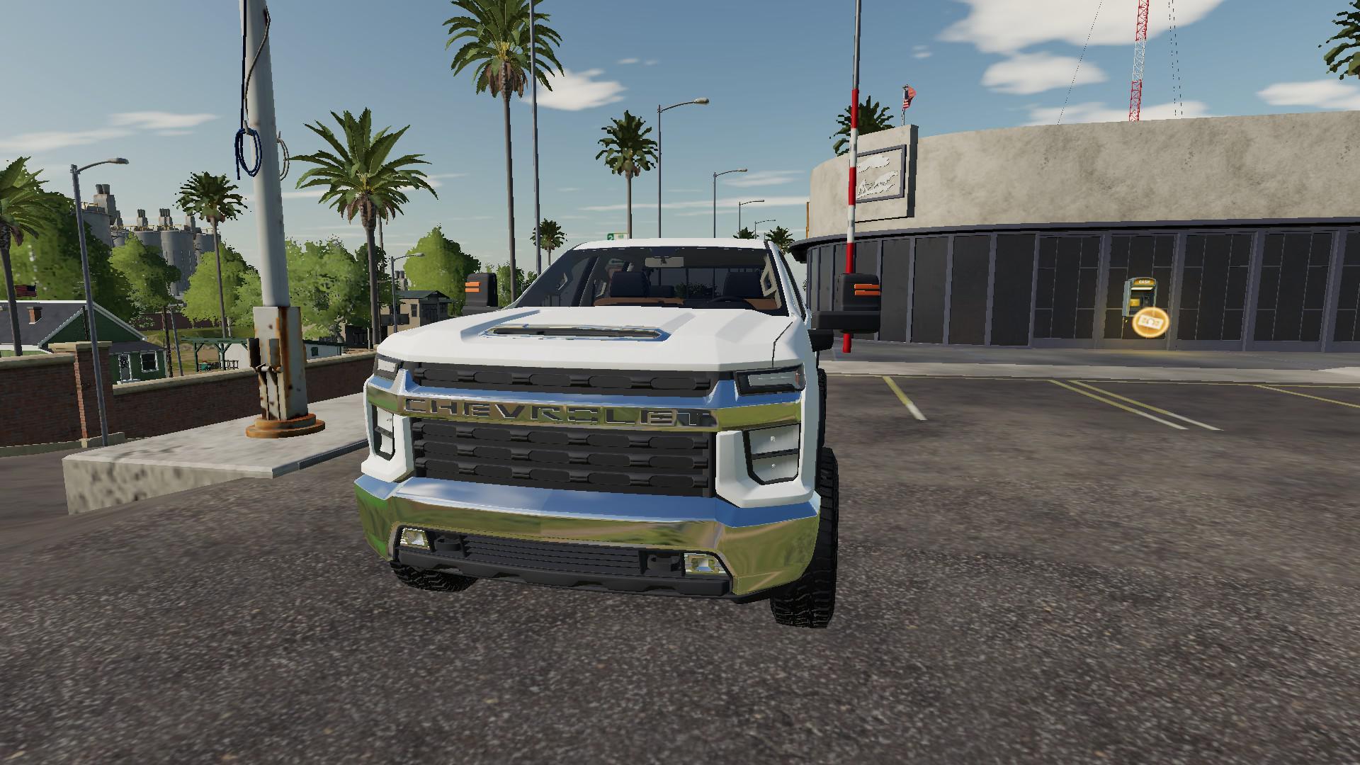 FS19 2020 Chevy Silverado 2500HD Duramax v1.0 - Farming ...