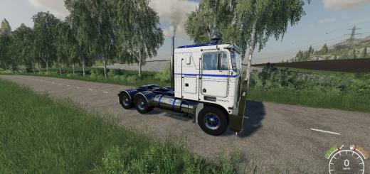 FS19 Kenworth W900a Truck - Farming Simulator 17 mod / FS ...Kenworth Dump Trucks Fs19