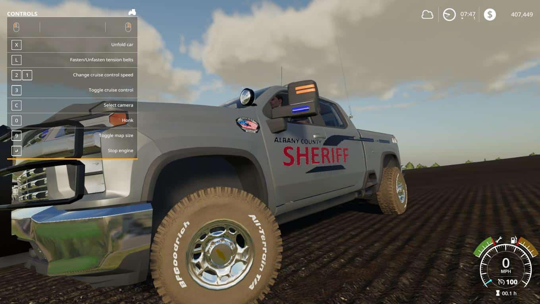 FS19 City Service 2020 Silverado v1.0 - Farming Simulator ...