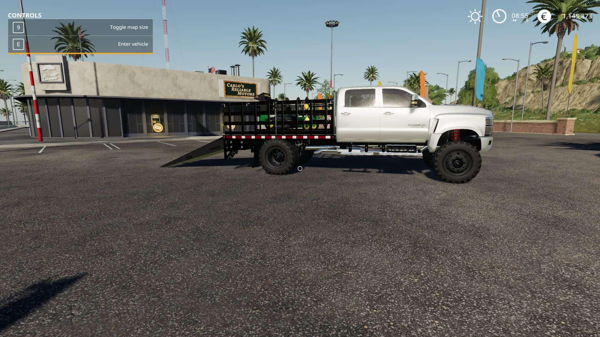 FS19 Chevy 4500 Lawn care edit v1.2 - Farming Simulator 17 ...