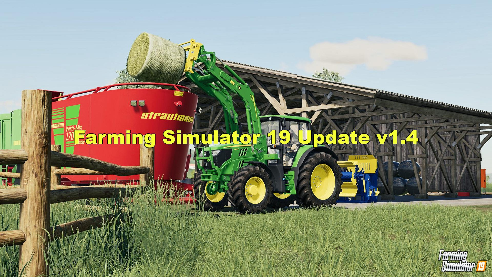 Fs 19 update