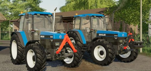 New Holland Farming Simulator 2017 mods, LS 2017 mods, FS 17