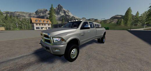 FS19 2020 Ram 2500 Lifted v3.0 - Farming Simulator 17 mod ...