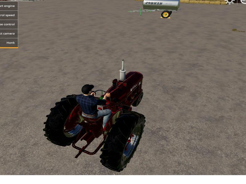 FS19 Farmall M v1 0 0 0 - Farming Simulator 17 mod / FS 2017 mod