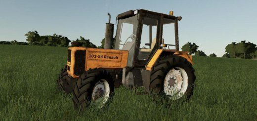 FS19 Claas Axion 800 Series (First generation) v2 0