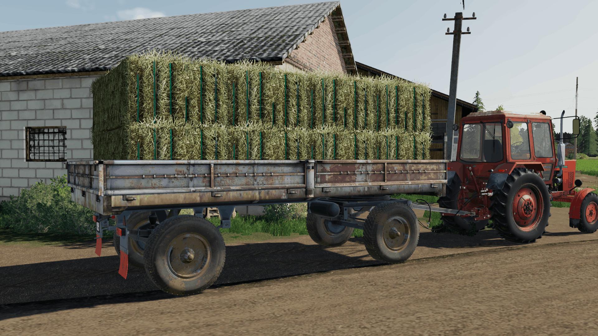 HL 60-02 Autoload FS19 - Farming Simulator 2017 mod, FS 17 mod