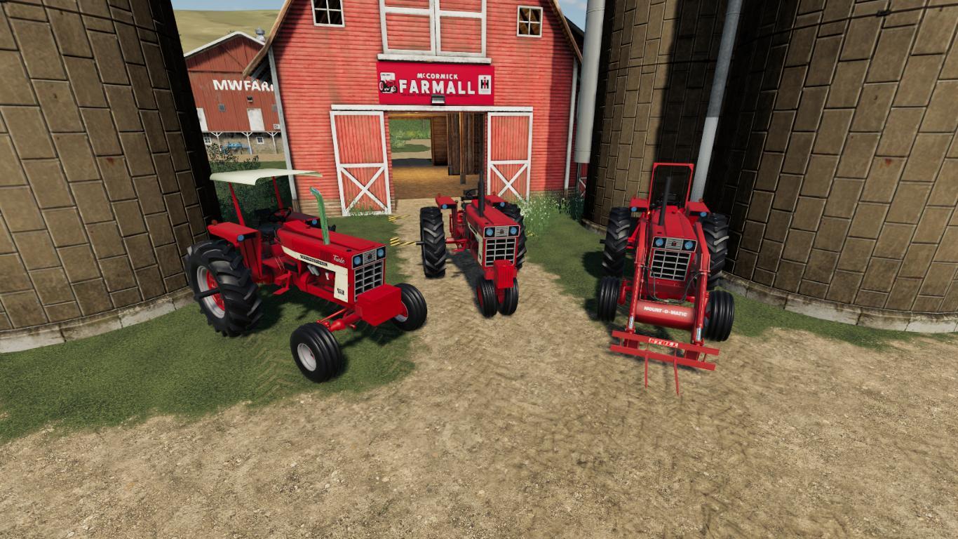 FS19 IH 66 series v2 0 - Farming Simulator 17 mod / FS 2017 mod