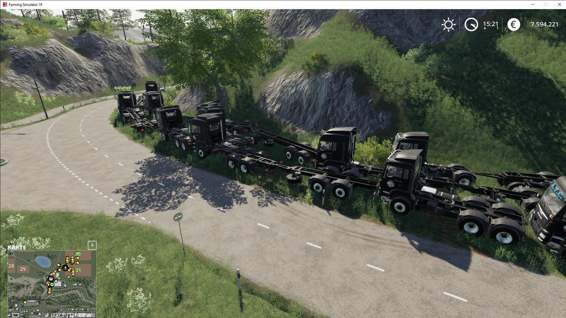 FS19 ATC Chassis Pack v3 0 0 0 - Farming Simulator 17 mod