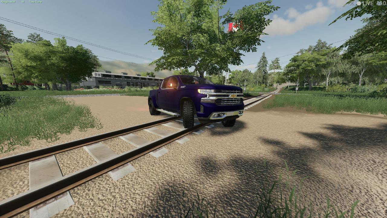 High Country Chevy >> Fs19 2019 Chevy High Country V1 0 Farming Simulator 17 Mod